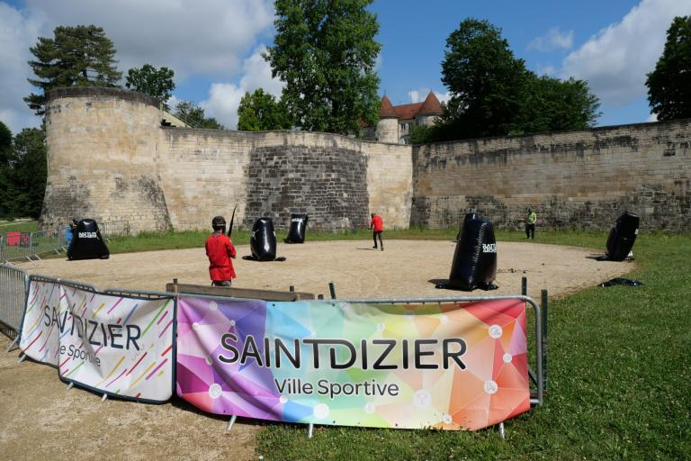 Compétition internationale de sarbacane 3d du 15-06-2019